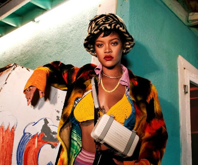 Rihanna Joins in on Rimowa's Newest Campaign
