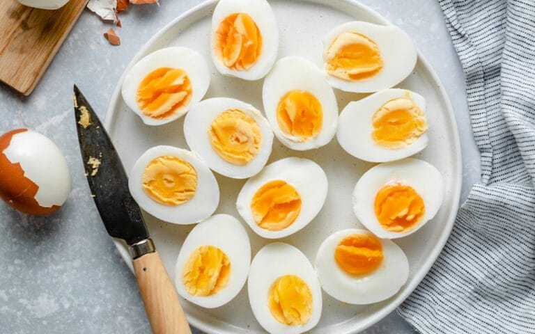 How to Make Hard Boiled Eggs Perfectly Every Time