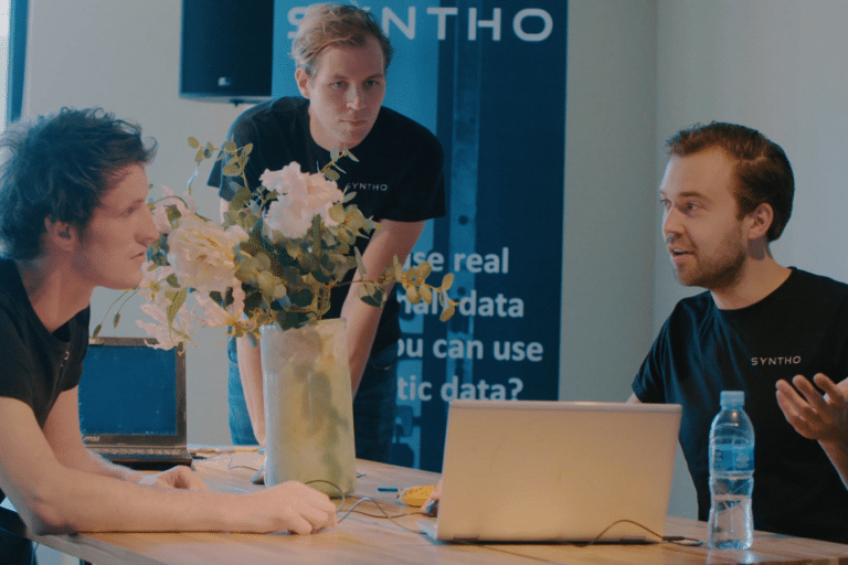 5 Q's for Wim Kees Janssen, CEO & Co-Founder of Syntho – Center for Data Innovation