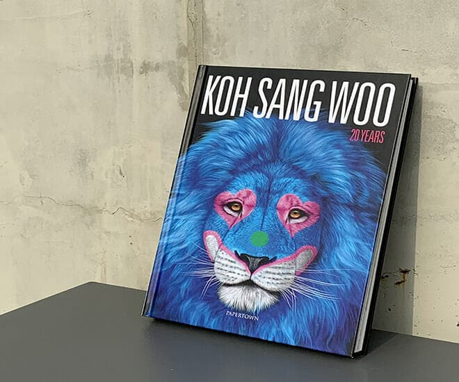 20 Years: A Retrospective Look at Koh Sangwoo's Works