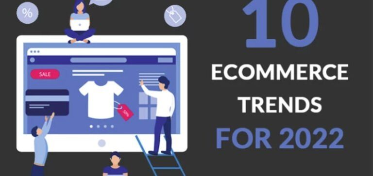 10 eCommerce Trends All Online Shop Owners Need to Know in 2022 [Infographic]