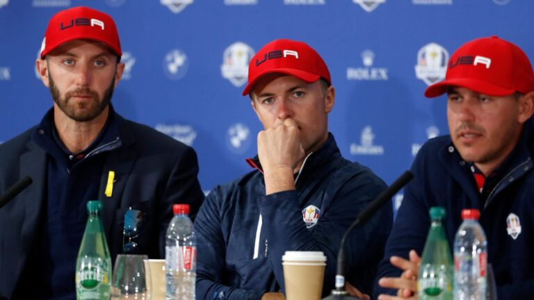 Can the U.S. Ryder Cup team get along for one week?