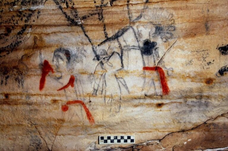 Osage Nation Decries Sale of Cave Containing Indigenous Art