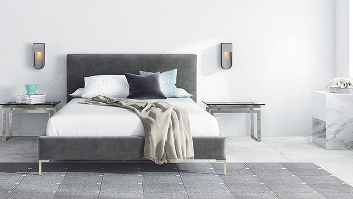 Review: This Saatva Bed Frame is Built to Last a Lifetime