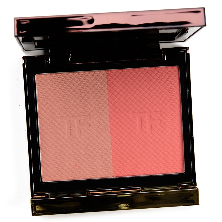Tom Ford Explicit Flush Shade & Illuminate Blush Duo Review & Swatches