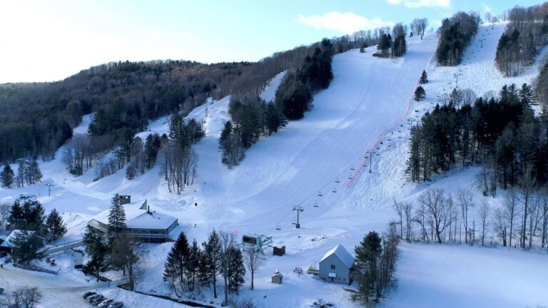 Ode To The Small Ski Hill