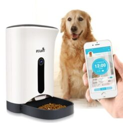 Automatic Pet Feeder for Cats and Puppies Smart Food Dispenser