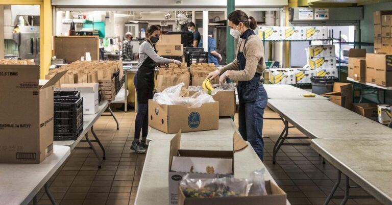 How Portland, Maine's Preble Street Soup Kitchen Pivoted to Delivery