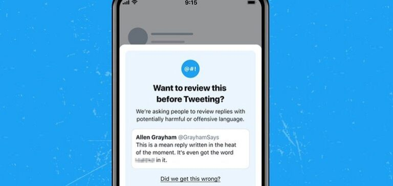 Twitter Re-Launches Test of Warnings on Potentially Harmful Tweet Replies