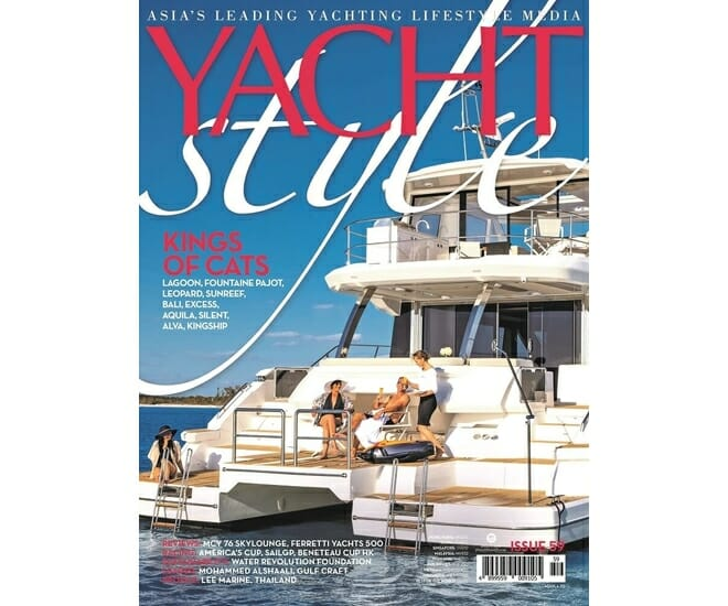 Yacht Style Issue 59 Out Now