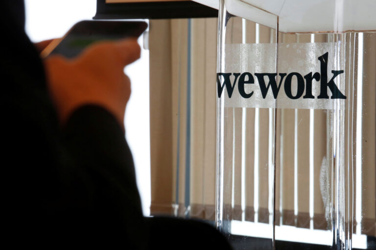 WeWork reportedly agrees to a SPAC deal to go public