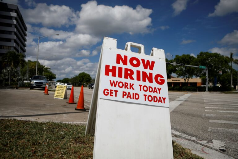 March 2021 jobs report blows past expectations