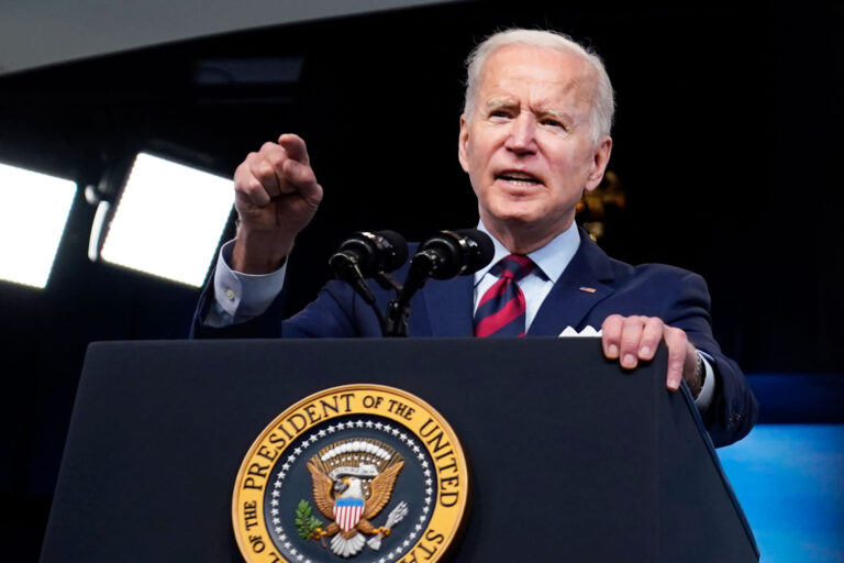 Biden open to negotiating on corporate tax hike