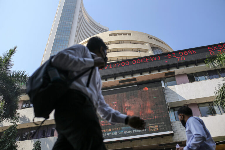Indian stocks remain resilient despite Covid surge as investors hang on