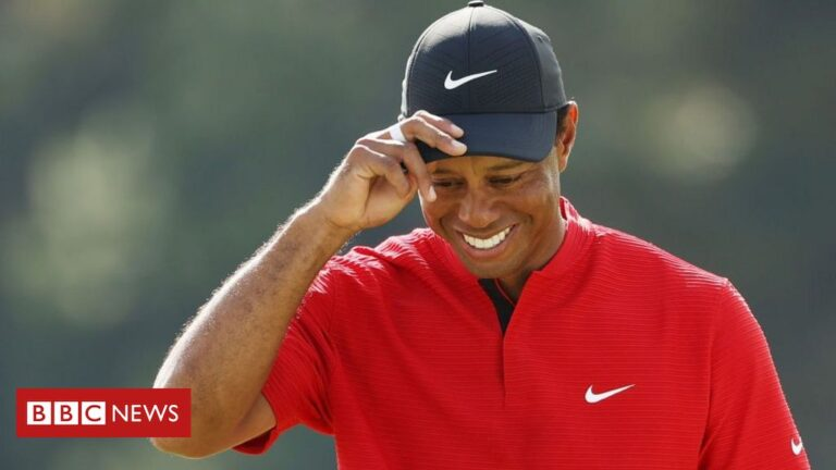 Tiger Woods: Proud champion who bounced back