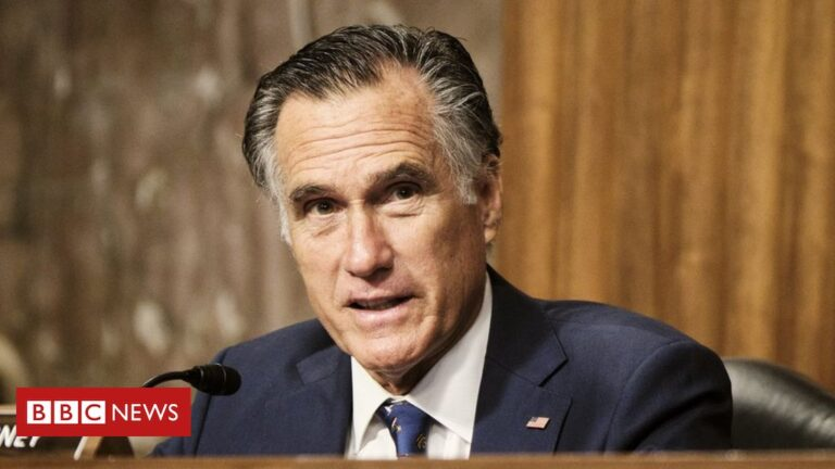 Mitt Romney loudly booed at Utah Republican convention