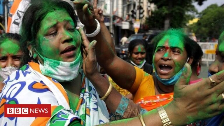 India elections: Modi party defeated in battleground West Bengal