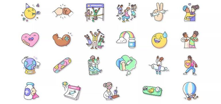 Facebook Launches New Stickers to Encourage Vaccination on Instagram, Facebook and WhatsApp
