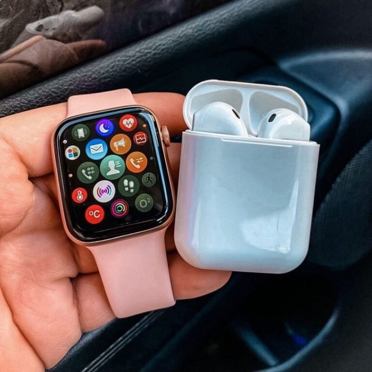 Match your #FitBandWatch with your Apple AirPods ………………… Website L…
