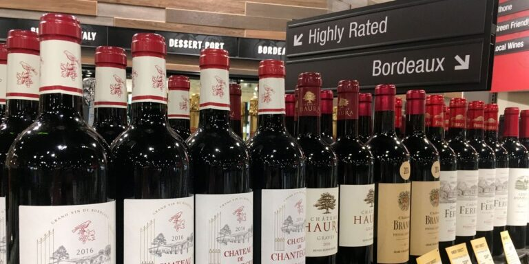 U.S. wine importers are now paying the price for Trump administration's trade tiff with European Union