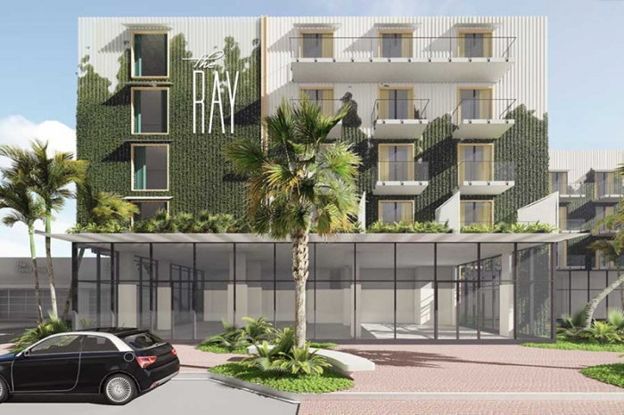 The Ray Hotel Delray Beach to Join Curio Collection by Hilton