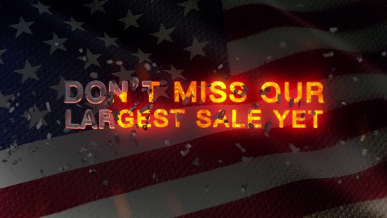 StopBox USA – Independence Day Sale!