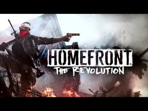 🎮 HOMEFRONT: THE REVOLUTION   Full Game Trailer in HD   720p