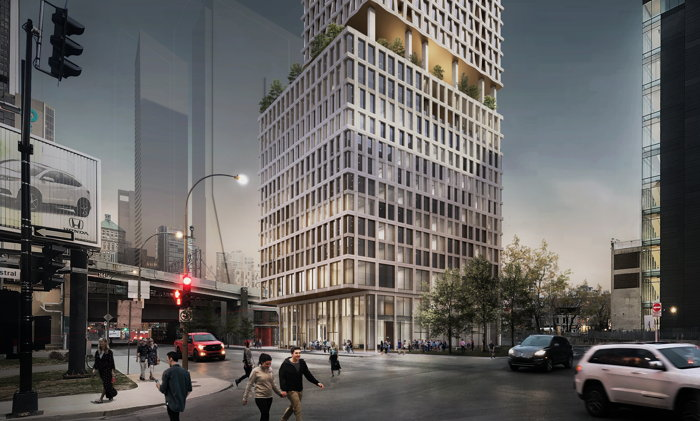 New Moxy Montreal Hotel Announced