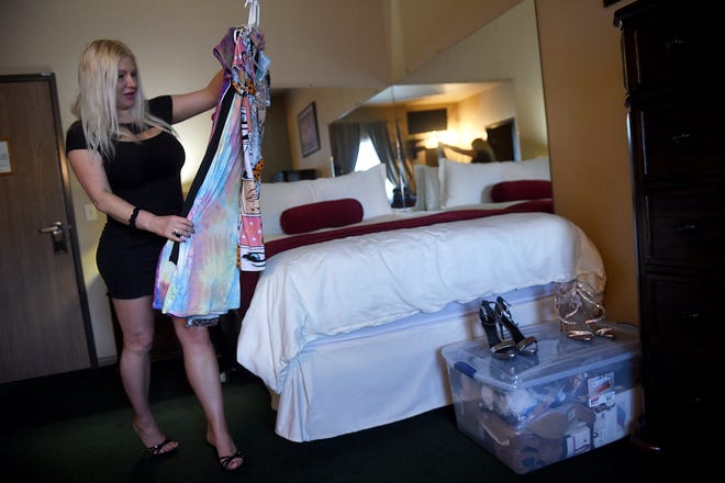 Brothels reopen in Nevada; India sets infections record
