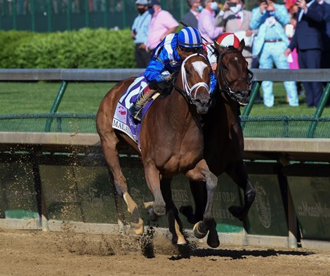 Malathaat to Pass Belmont Stakes, Point for Saratoga