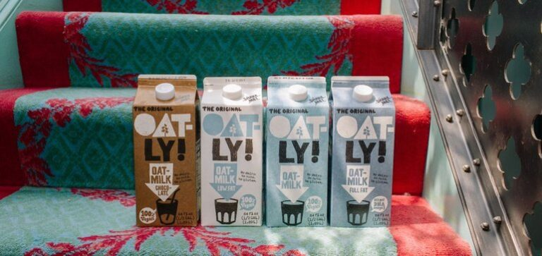 Oatly files for IPO   Food Dive