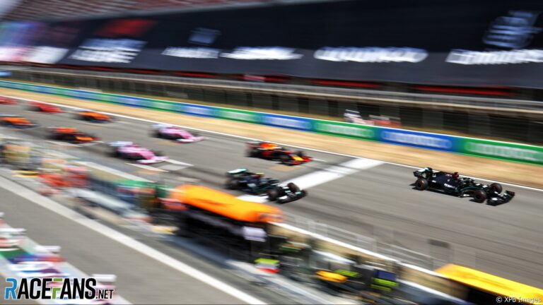 Sprint races will 'update the format but preserve the DNA' of F1 · RaceFans