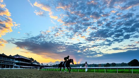 Saratoga Race Course to Open for Training April 17