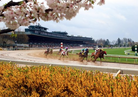 Keeneland Announces 2021 Spring Meet Stakes Schedule