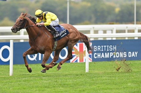 Prize Money for British Champions Day Restored