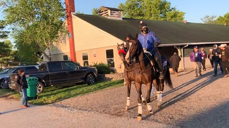 Lava Man Plays Important Role in O'Neill Barn – Video –