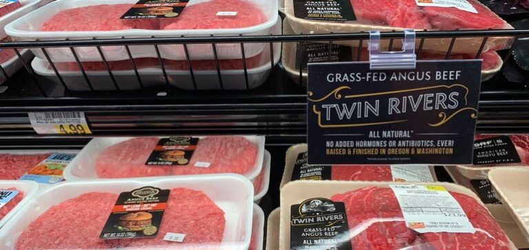 Report: Beef led soaring meat sales in 2020