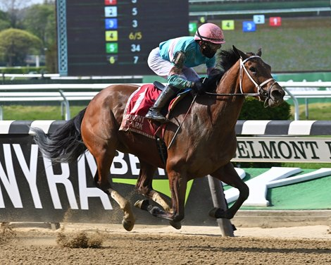 Vault Ends Cox's Memorable Weekend with a Ruffian Win