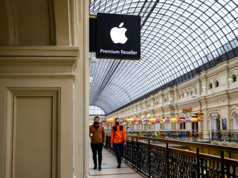 Russia fines Apple $12 million for abusing its App Store dominance