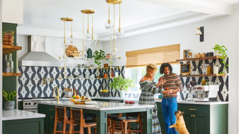 Shop Daveed Diggs and Emmy Raver-Lampman's Home Style