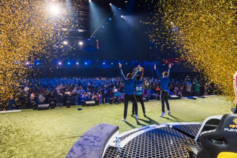 The sober Dutch approach to esports