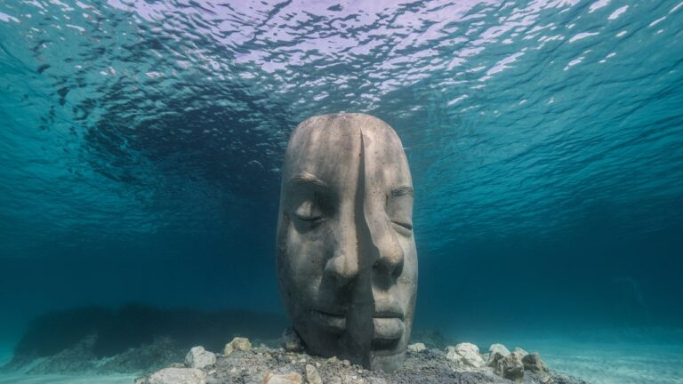 Cannes, France, Opens Its Stunning Underwater Museum