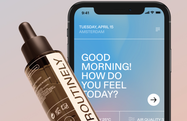 Personalized, D-to-c Skin Care Brand Routinely Launching – WWD
