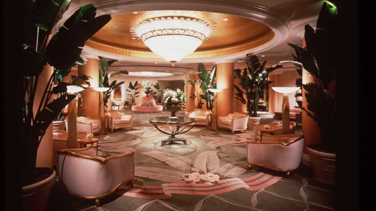 7 Hotels With Remarkably Influential Interior Design