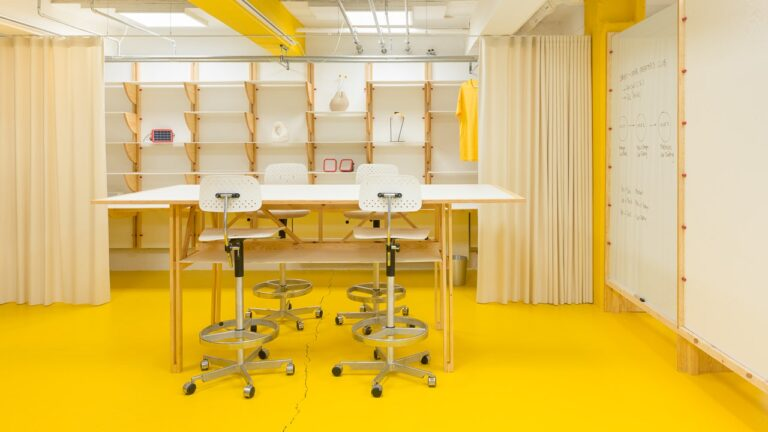 See How IKEA's Design Lab Revamped Its Own Office