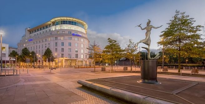 Castleforge Partners acquires the Hilton Hotel in Cardiff   Article