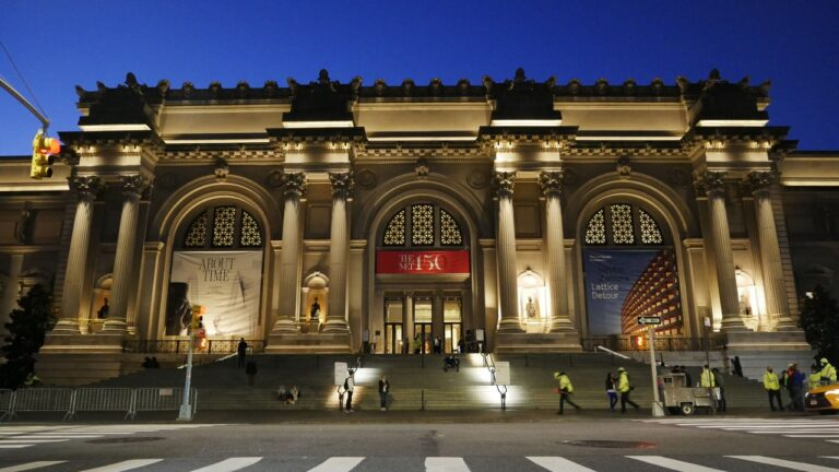 New York's Met Museum Had Big Plans for Their 150th Anniversary—And Then Covid-19 Hit