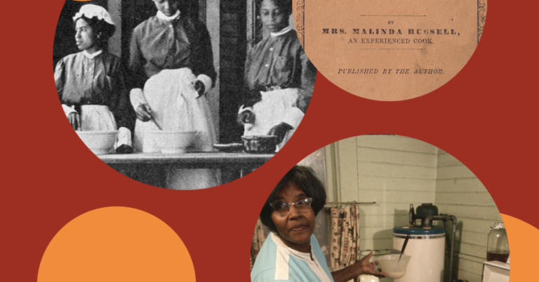 The Legacy of Malinda Russell, the First African-American Cookbook Author