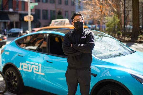 Revel launches an all-electric, rideshare service with a fleet of 50 Teslas – TechCrunch