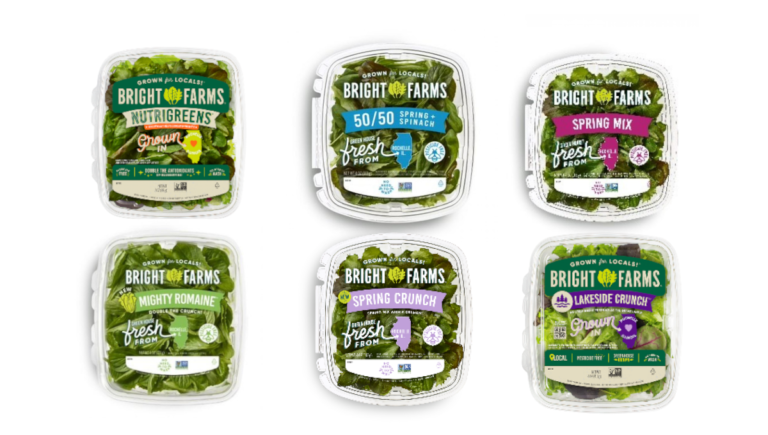 BrightFarms expands recall of packaged salad greens linked to Salmonella outbreak
